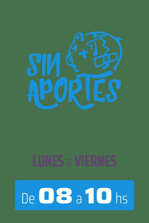 Sin Aportes 2021